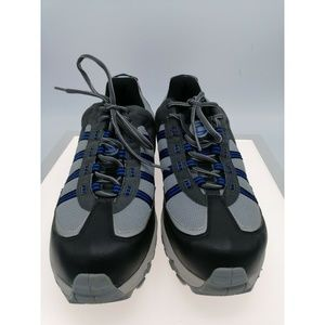 Cannondale Cycling Shoes Grey White Blue Size 11